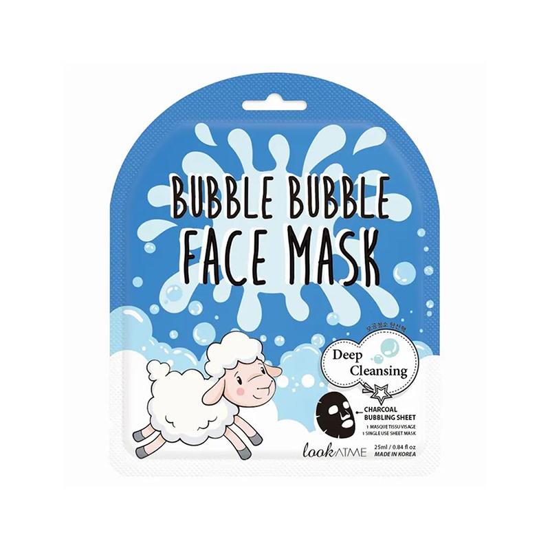 Mặt nạ lookATME Face Mask #Bubble Bubble 25ml
