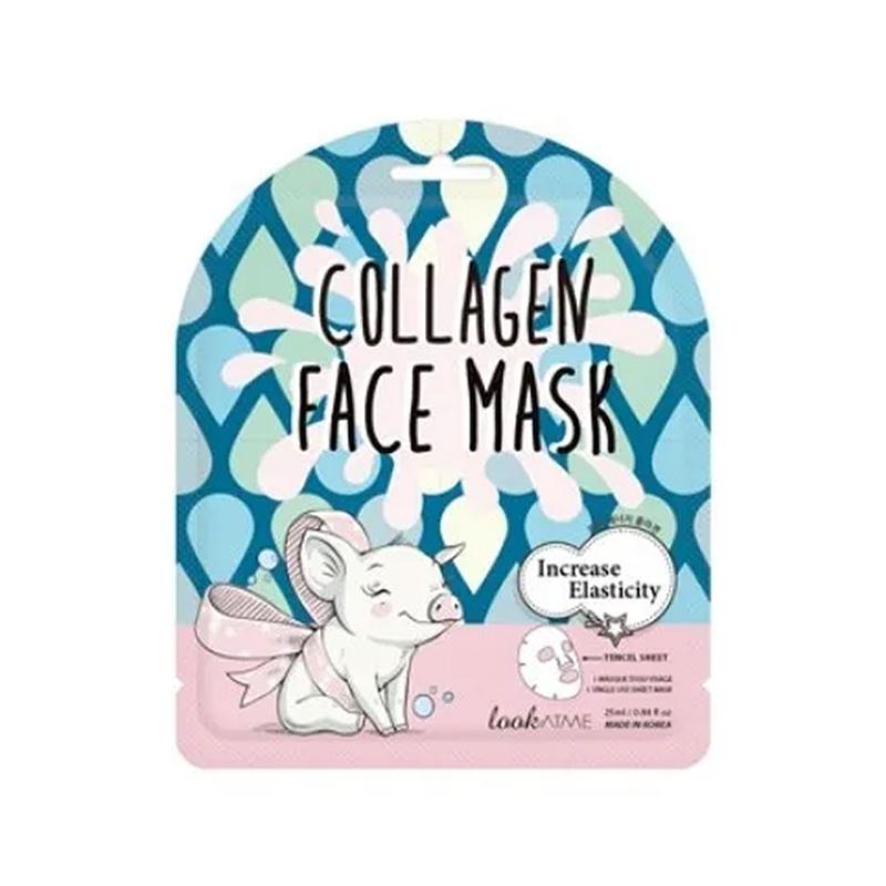 Mặt nạ dưỡng da lookATME Face Mask #Collagen 25ml
