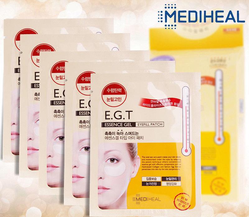 Mặt nạ Mediheal E.G.T Essence Gel Eye Fill Patch - 01