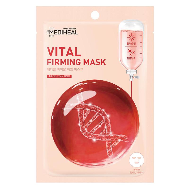 Mặt nạ Mediheal Firming Mask làm mịn, đều màu da dùng hàng ngày