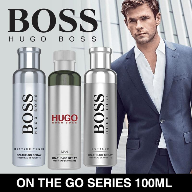 Nước Hoa Nam Hugo Boss Bottled On-the-Go EDT 100ml 1