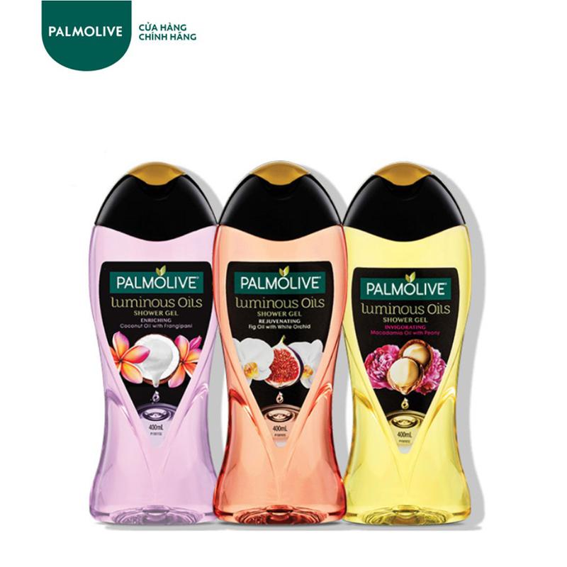 Sữa Tắm Palmolive Tinh Dầu Dưỡng Ẩm 01