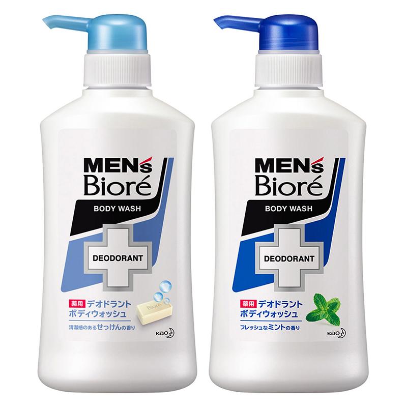 Sữa tắm khử mùi Men's Bioré Body Wash - 01