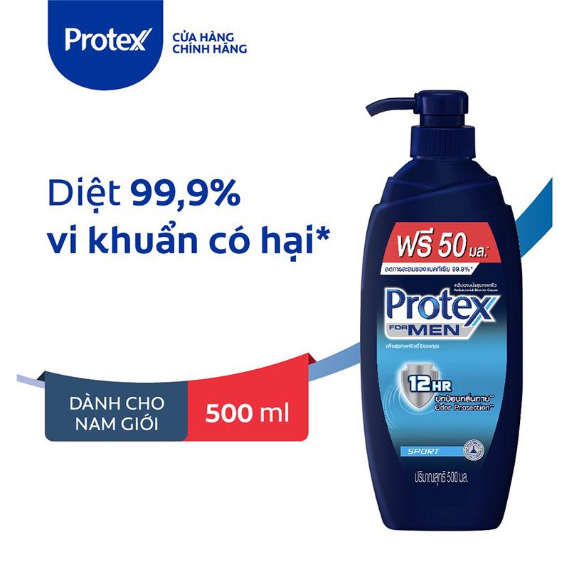 Sữa Tắm Protex Diệt Khuẩn 04