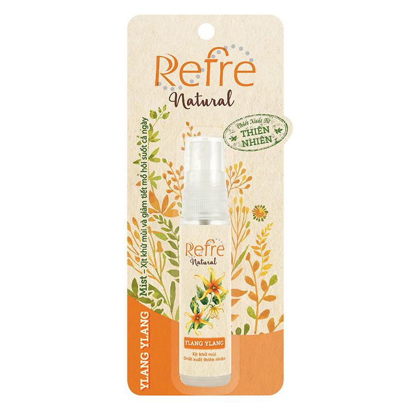 Xịt khử mùi Refre Natural 2