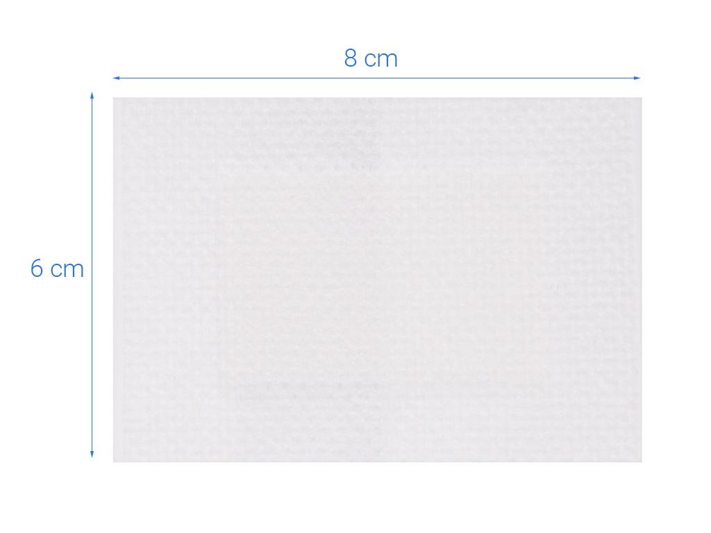 Kích thước Băng Dán Bảo Vệ Vết Thương Nexcare 3M B300 Vải Mềm 4 Miếng