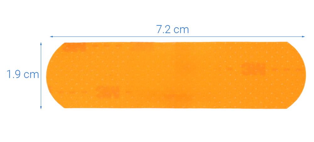 Băng Keo Cá Nhân Nexcare Neon Plastic Bandages 9 Miếng