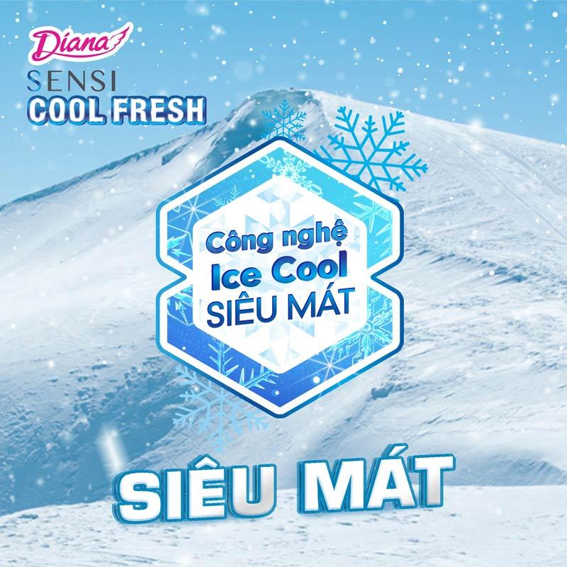 Diana Sensi Cool Fresh 23cm