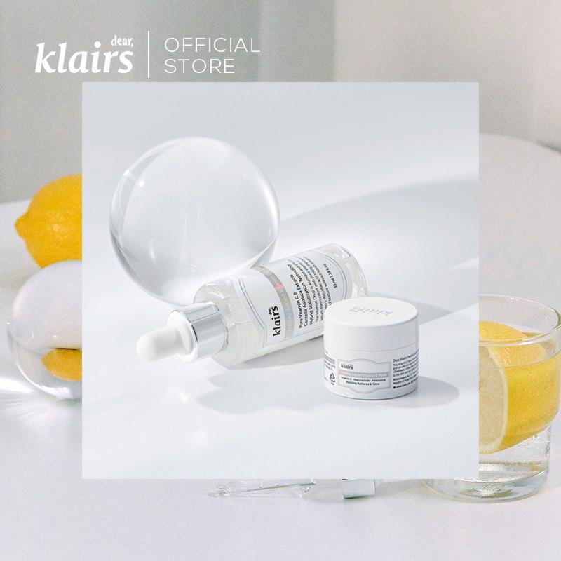 Bộ đôi Klairs Vitamin Duo Trial Kit 2 món
