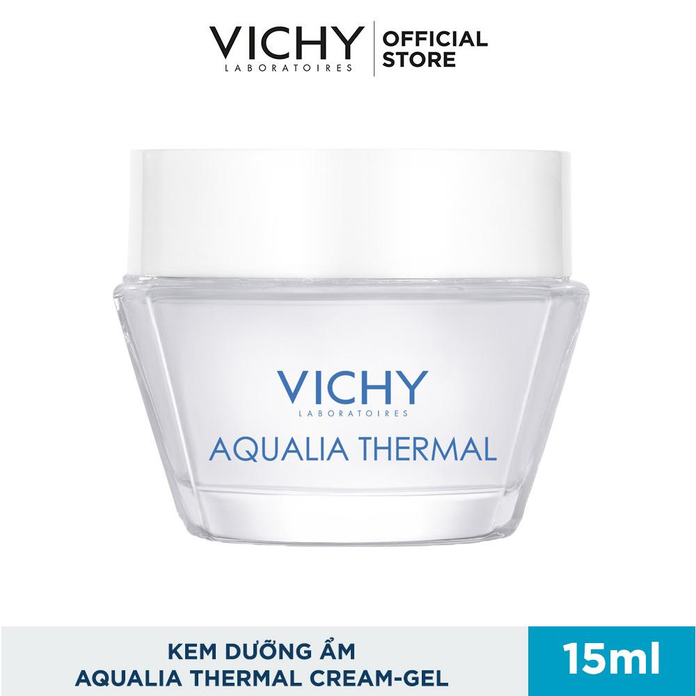 Kem Dưỡng Vichy Cấp Ẩm & Cung Cấp Nước Dạng Gel 15ml