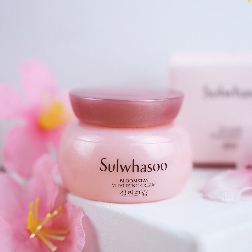 Kem Dưỡng Sulwhasoo Sáng Da Bloomstay Vitalizing Cream