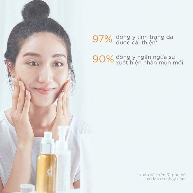Nước Cân Bằng d program Dành Cho Da Mụn Acne Care Lotion W
