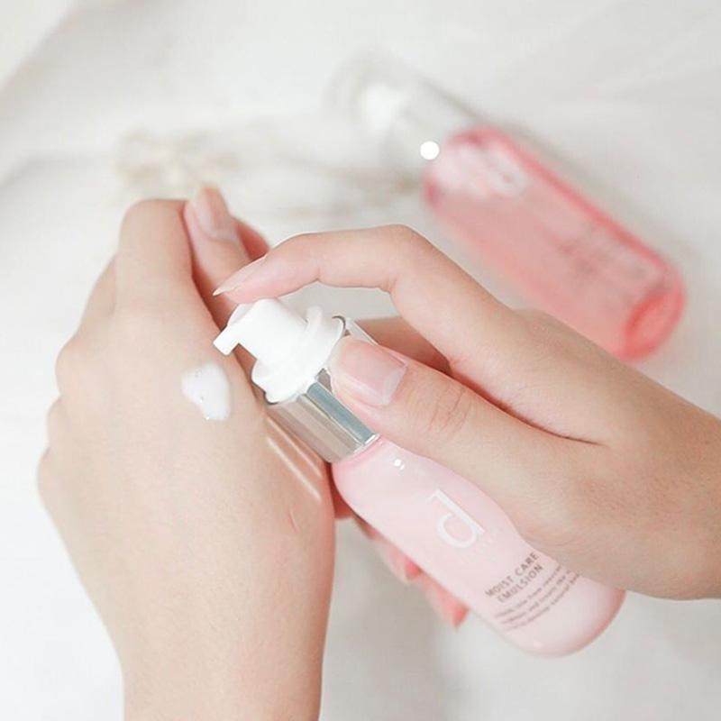 Sữa Dưỡng Cho Da Khô Dprogram Moist Care Emulsion 11ml
