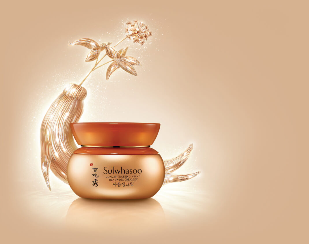 Kem ngừa lão hóa từ nhân sâm Sulwhasoo Concentrated Ginseng Renewing Cream EX