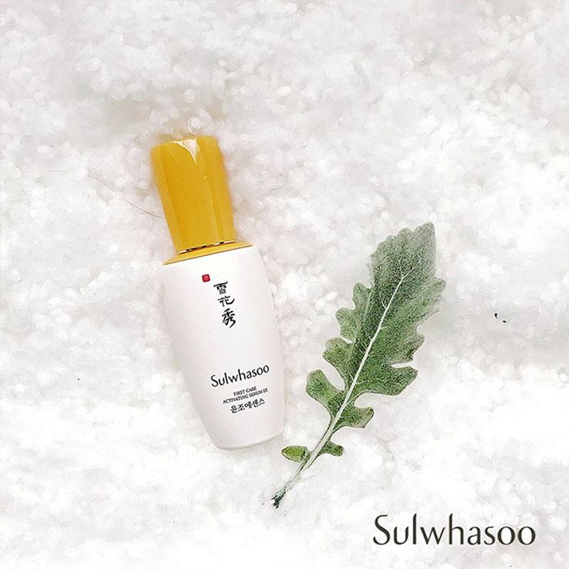 Tinh chất ngăn ngừa lão hoá tăng cường Sulwhasoo First Care Activating Serum EX