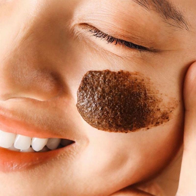 Texture Cà Phê Đắk Lắk Cocoon Dak Lak Coffee Face Polish 150ml