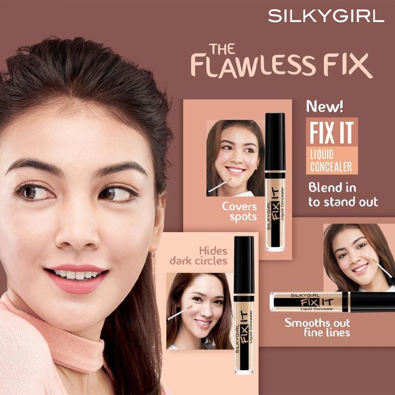 Silkygirl Fix It Liquid Concealer 2ml