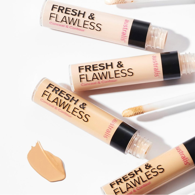 Australis Fresh & Flawless Concealer 7.5ml