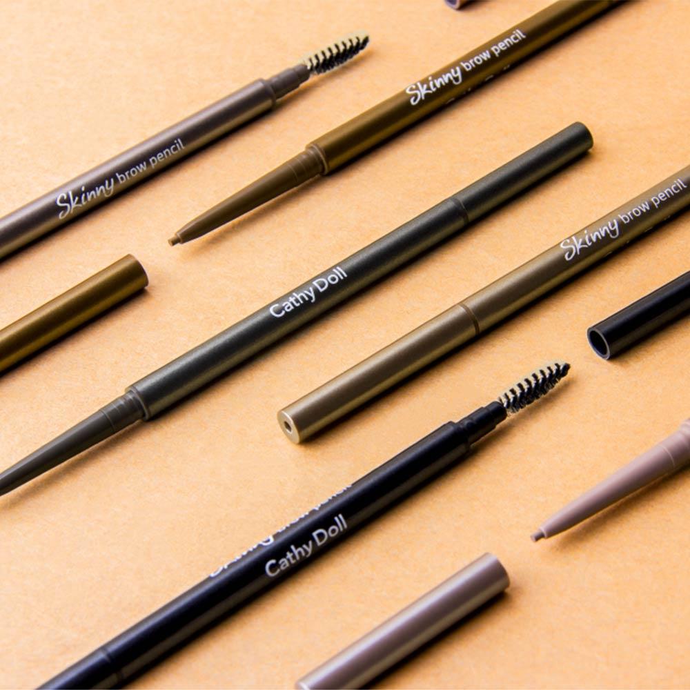 Chì Kẻ Mày Siêu Mảnh Cathy Doll Skinny Brow Pencil