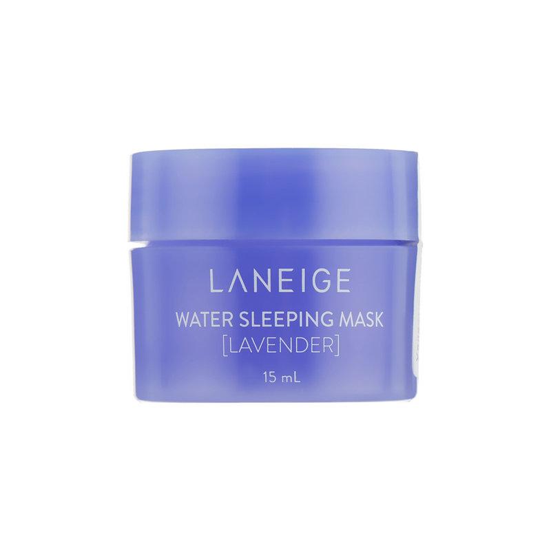 Mặt Nạ Ngủ Laneige Cung Cấp Nước Hương Lavender Water Sleeping Mask Lavender 15ml