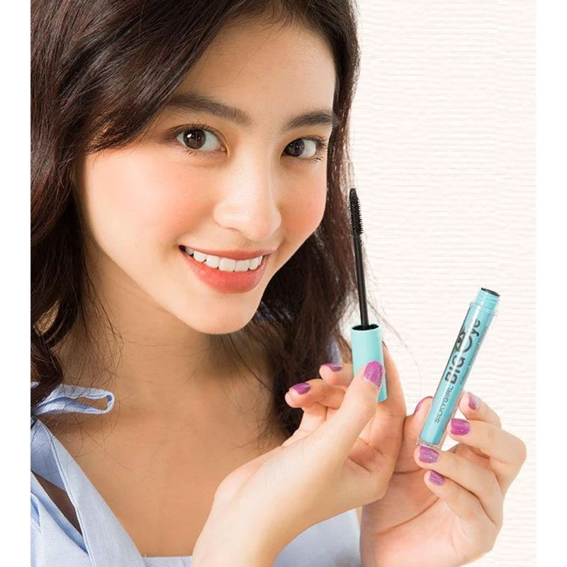 Mascara SILKYGIRL Big Eye Collagen Waterproof Mascara 5ml