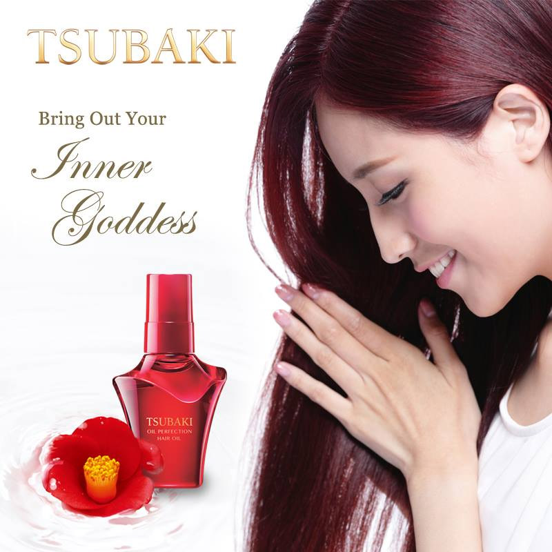 Tsubaki Oil Perfection Hair Oil