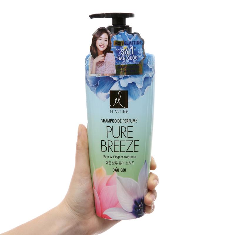 Elastine Shampoo De Perfume Pure Breeze