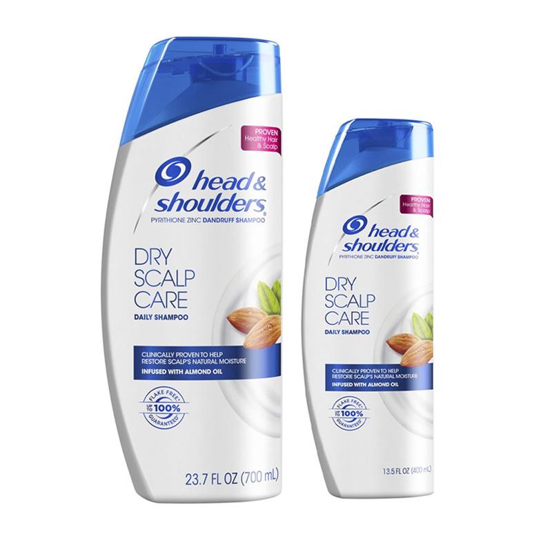 Dầu Gội Head & Shoulder Làm Sạch Gàu Cho Tóc Khô Female Dry Scalp Care