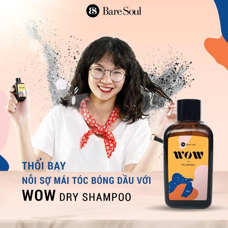 WOW Dry Shampoo 50g