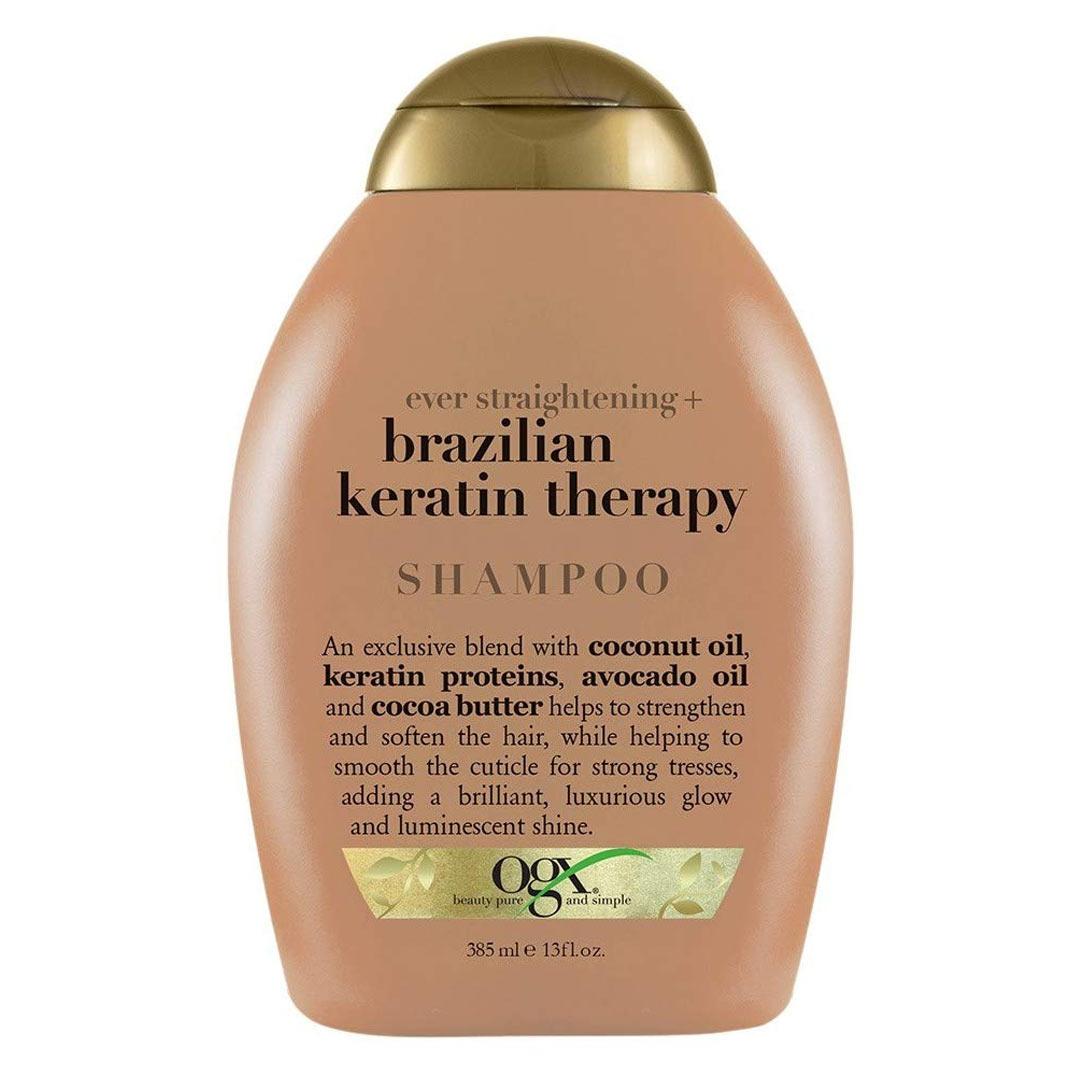 Dầu Gội OGX Keratin Vào Nếp Suôn Mượt Ever Straightening + Brazilian Keratin Smooth Shampoo 385ml https://cochiskin.com/san-pham/dau-goi-ogx-keratin-vao-nep-suon-muot-385ml/