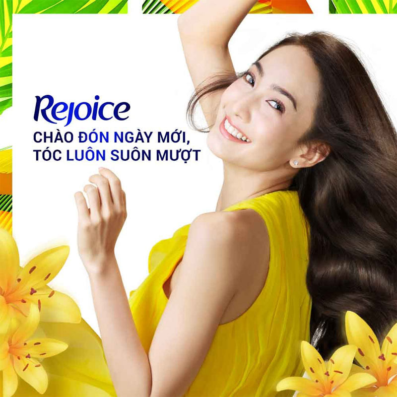 Rejoice Rich Soft Smooth Shampoo Hasaki