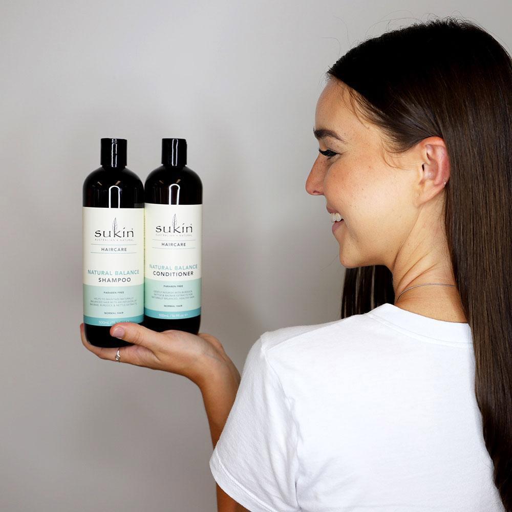 Dầu Gội Sukin Hydrating Dưỡng Ẩm Tóc Bóng Mượt Hydrating Shampoo