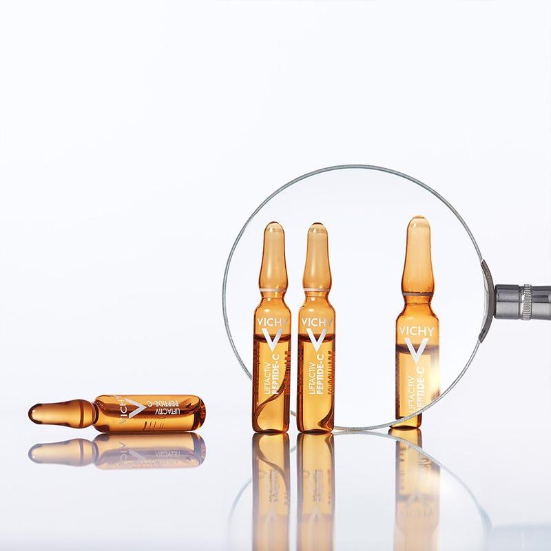 Dưỡng Chất Vichy Peptide-C Cô Đặc Liftactiv Specialist Peptide-C Anti-Ageing 10 ống