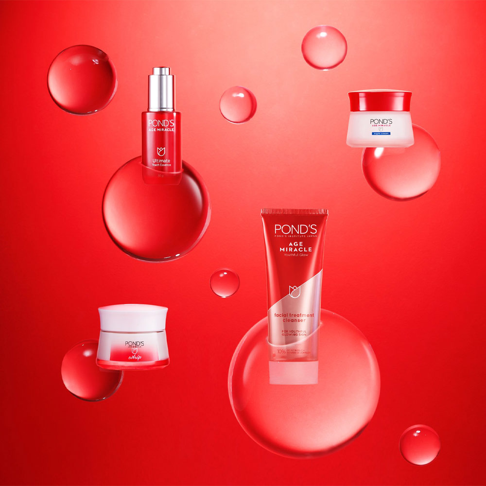 Dưỡng Chất Pond's Age Miracle Youth Essence 30ml