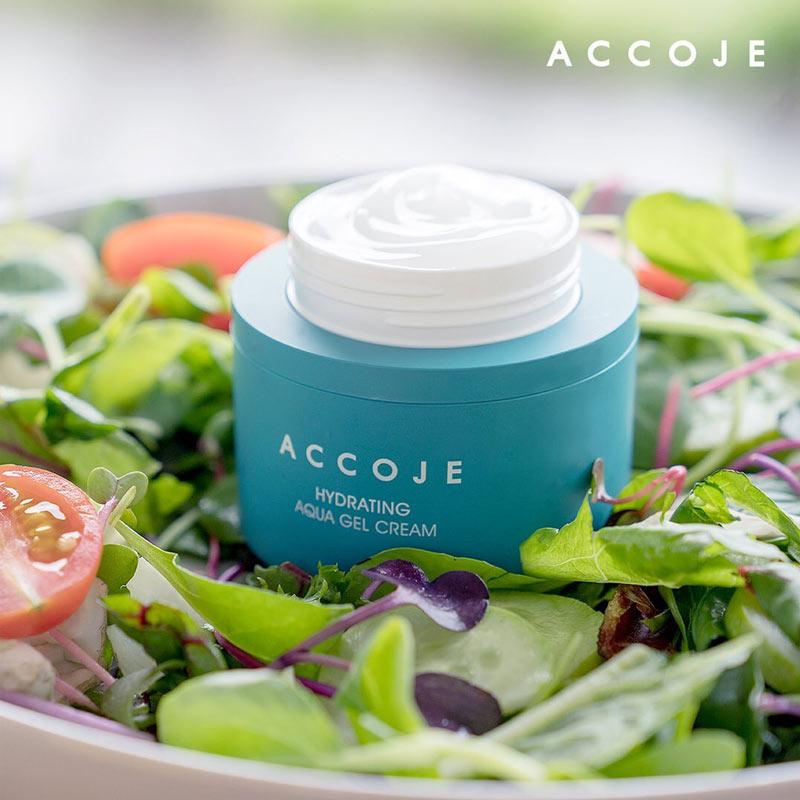 Gel Dưỡng Accoje Hydrating Aqua Gel Cream 50ml