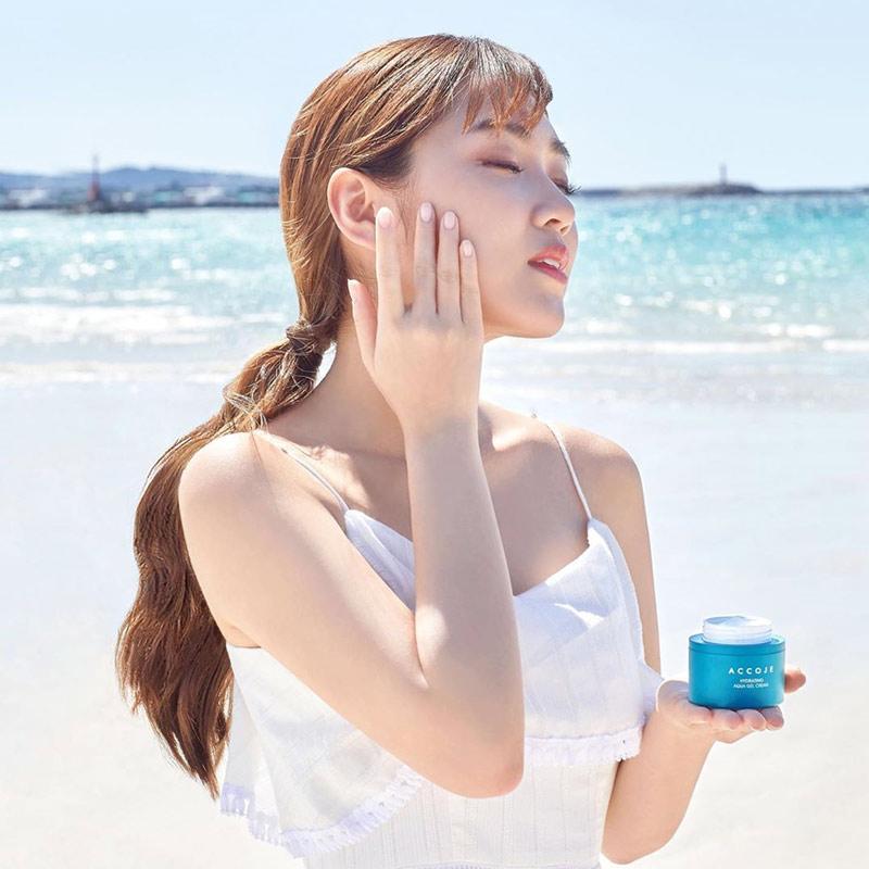 Gel Dưỡng Accoje Hydrating Aqua Gel Cream