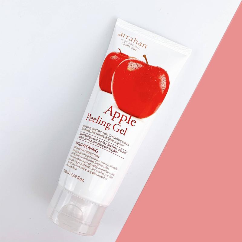Gel Tẩy Tế Bào Chết Arrahan Hương Táo Apple Peeling Gel 180ml