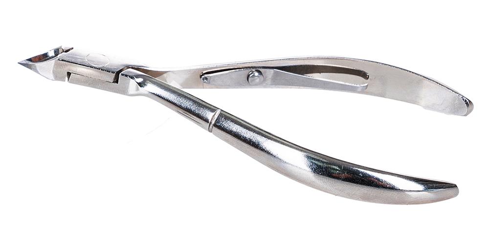 Kềm AAA cắt móng Full Jaw thép da 2 Mang-Niken-1 chống HL-205 02