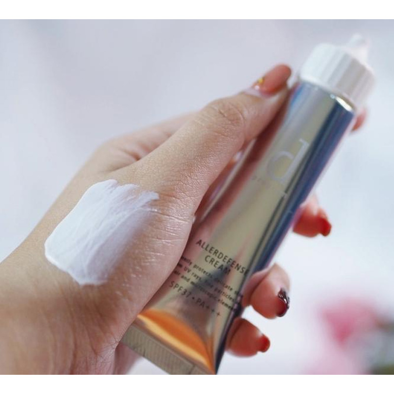 Kem Chống Nắng d program Bảo Vệ Da Khỏi Bụi Mịn & Ô Nhiễm Allerdefense Cream SPF37 PA+++