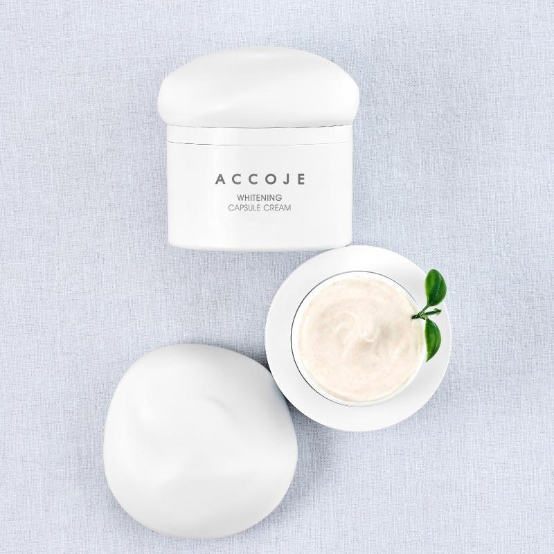 Accoje Whitening Capsule Cream 50ml