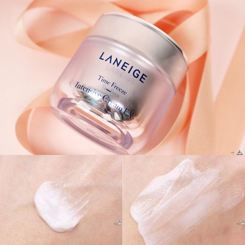 Kết cấu Kem Dưỡng Laneige Time Freeze Intensive Cream 50ml