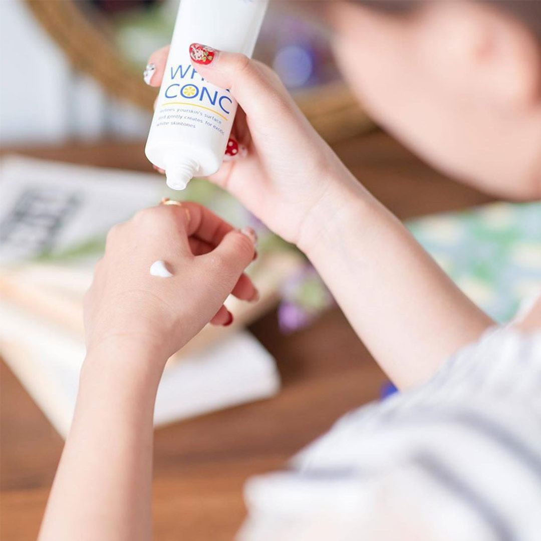 Kem Dưỡng Ẩm Làm Sáng Da WHITE CONC 90g Watery Cream