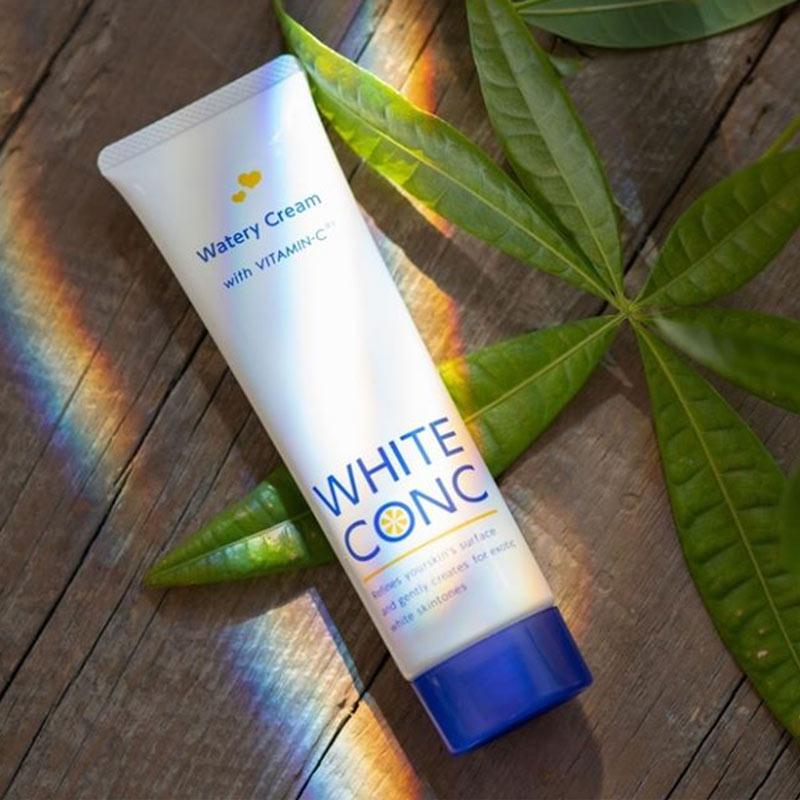 Kem Dưỡng Ẩm Làm Sáng Da WHITE CONC Watery Cream