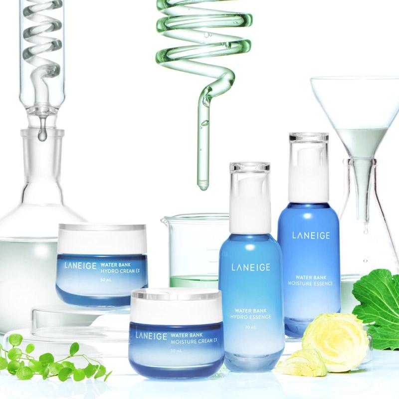 Kem Dưỡng Ẩm Laneige Water Bank Moisture Cream EX 50ml Hasaki