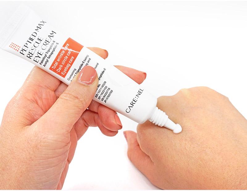 Kem Dưỡng Mắt Care:nel Peptided Max Rescue Eye Cream 25ml