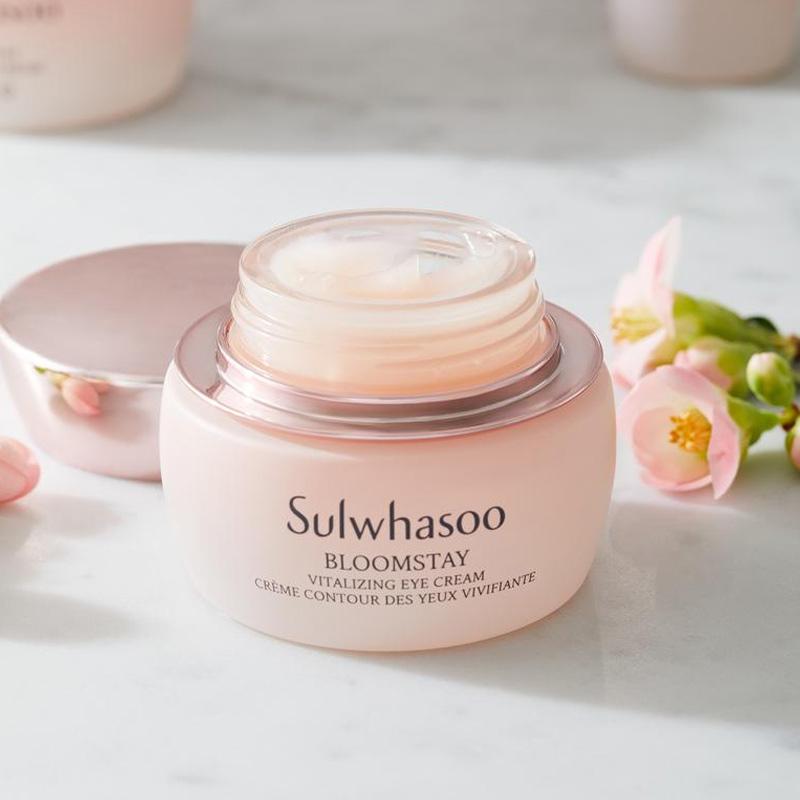 Kem Dưỡng Mắt Sulwhasoo Ngăn Ngừa Lão Hóa 20ml Bloomstay Vitalizing Eye Cream