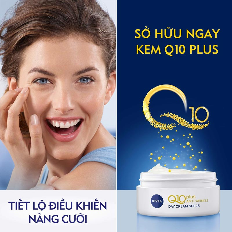 Q10 Plus Anti Wrinkle Day Creme
