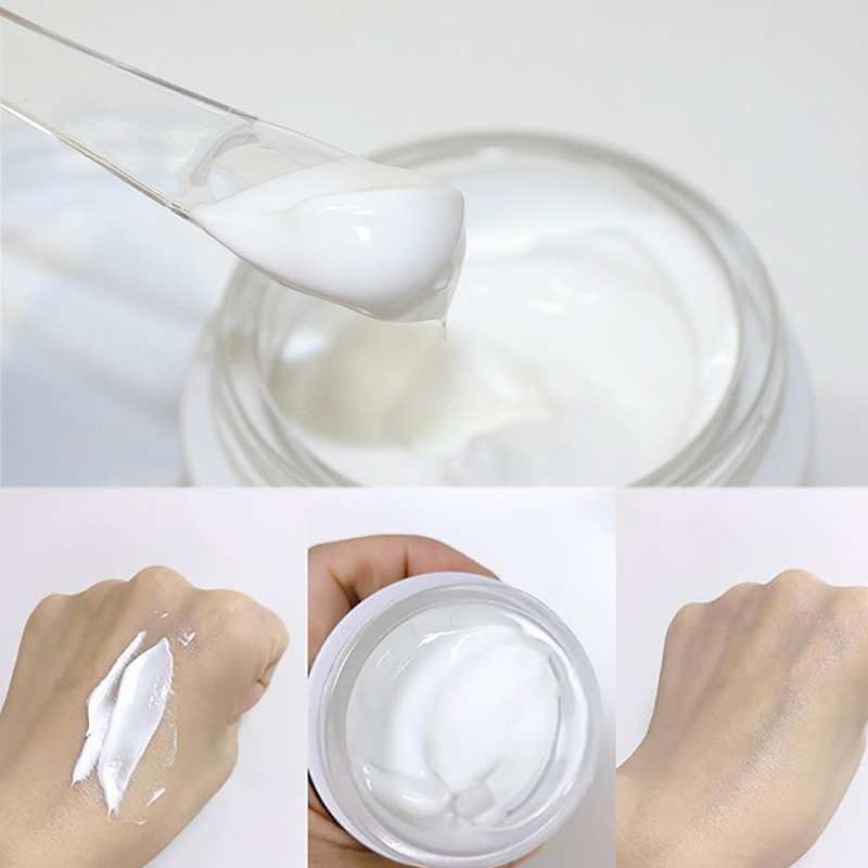 Kem Dưỡng So'Natural Dưỡng Sáng & Nâng Tông Da Dia Effect Whitening Revive Cream 70ml Hasaki