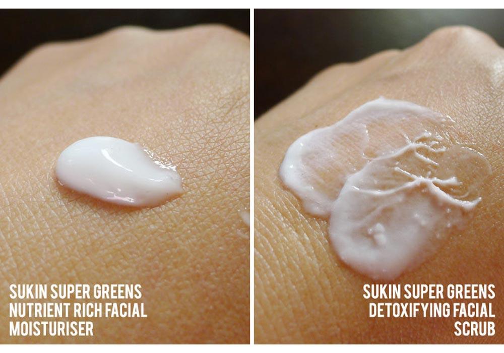 Kem Dưỡng Sukin Super Greens Giúp Làm Sáng Da Super Greens Nutrient Rich Facial Moisturiser