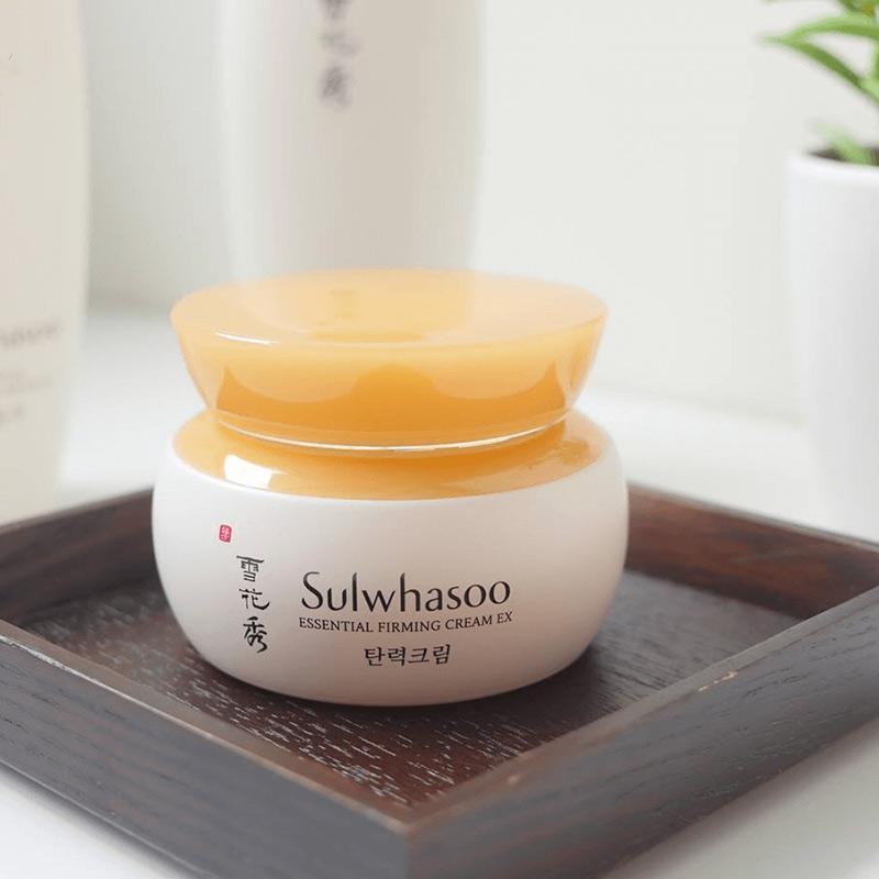 Kem Dưỡng Sulwhasoo Ngừa Lão Hóa Chiết Xuất Thảo Dược Essential Firming Cream EX